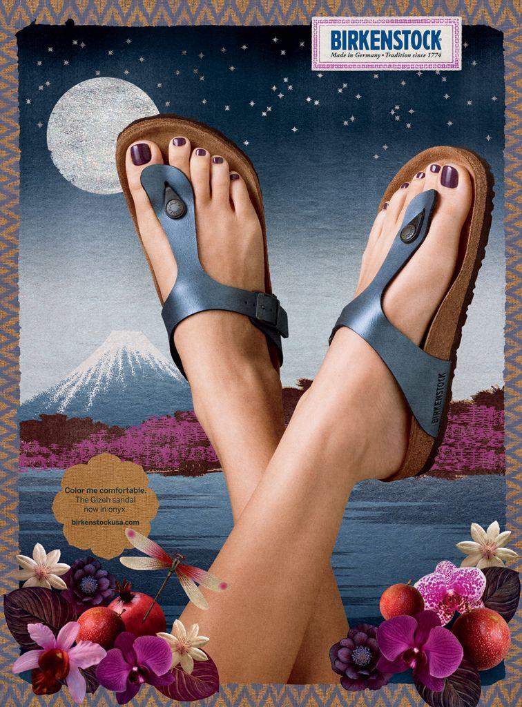 Birkenstock 2010 print, 2 of 6 | Shoes, Shoes, Shoes