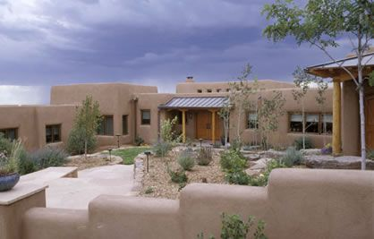 Wonderful Unique Adobe Home Plans With Great Color Photos. These Are Plans For Santa  Fe And Pueblo Style Homes. Some Look Like Adobe; Part 8
