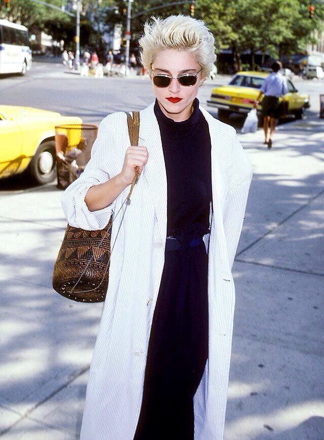 Madonna Madonna Platinum Blonde Hair Platinum Blonde