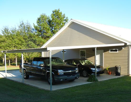 We have experience in all aspects of home construction and for Pictures of carports attached to house