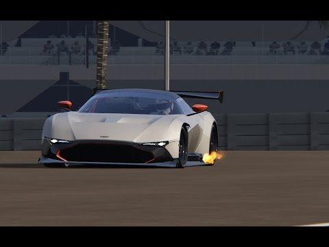 Assetto Corsa Aston Martin Vulcan Yas Marina Practice Lap Aston Martin Vulcan Aston Martin Aston