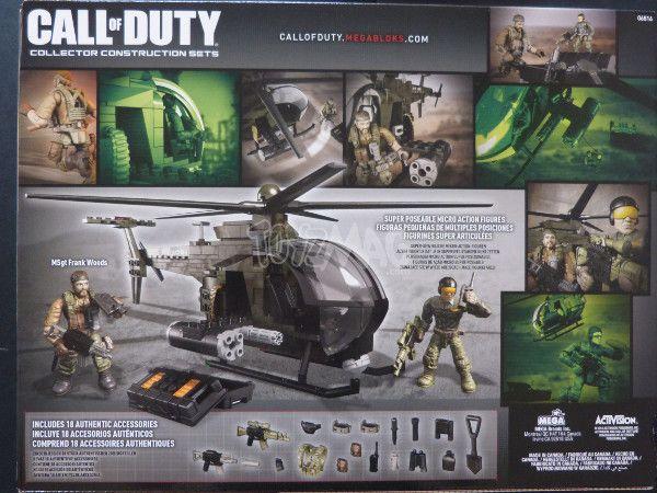 Toyzmag Com Call Of Duty Mega Bloks Review Du Set Chopper Strike Call Of Duty Mega Bloks Duties