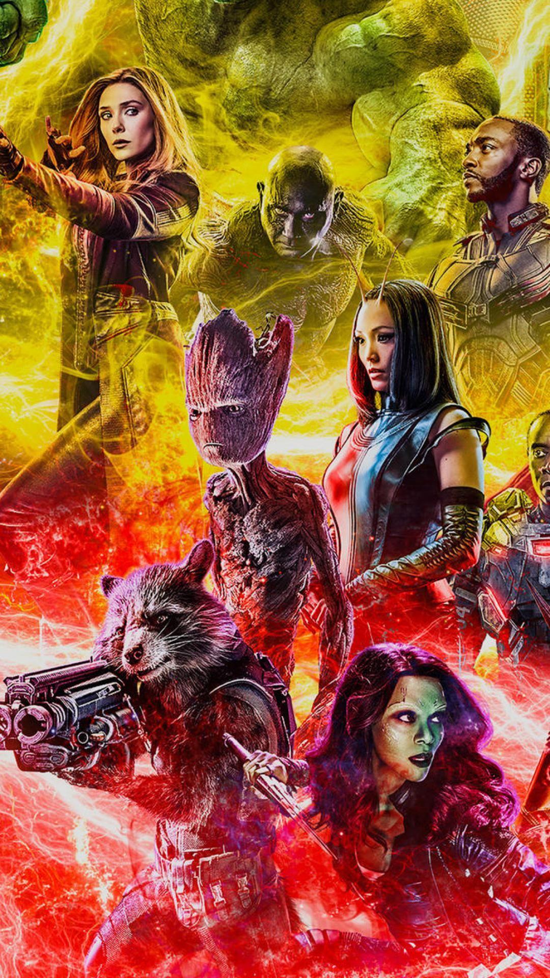 Avengers Endgame 2019 Wallpaper for mobile phones ...