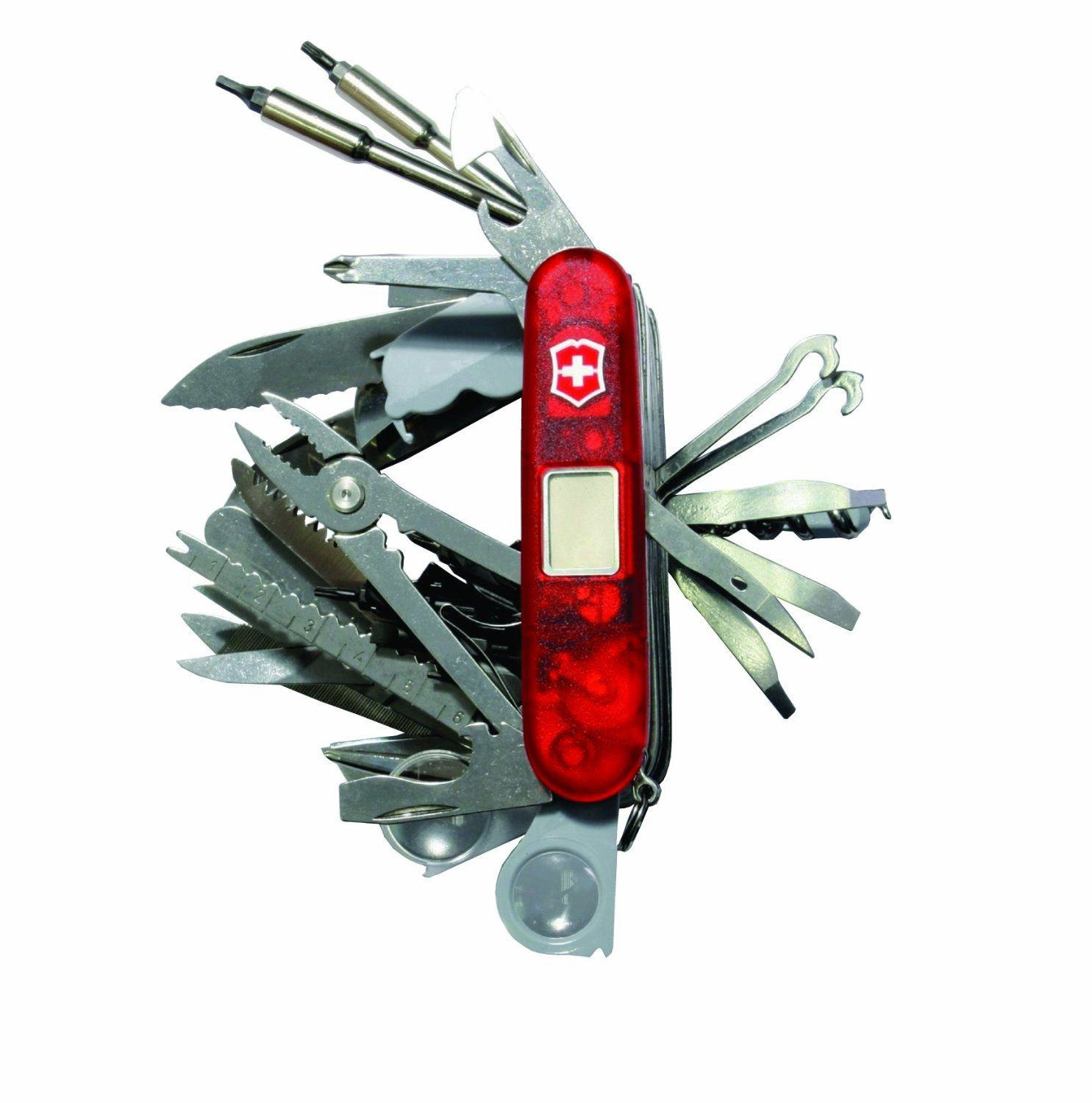 c8048ff3eaf Victorinox SwissChamp XAVT If ever there was an ultimate Swiss Army knife