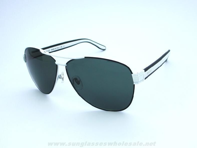 Cheap Gucci GG 8209 S White Green Shaded Save 71 To Buy