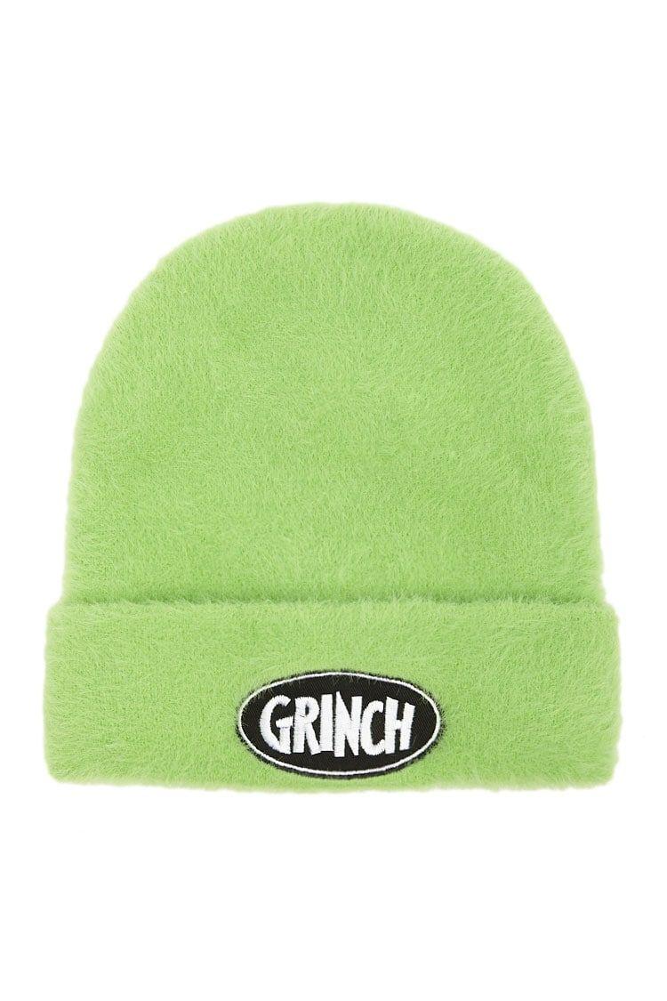 be8081bc15b33 The Grinch Beanie