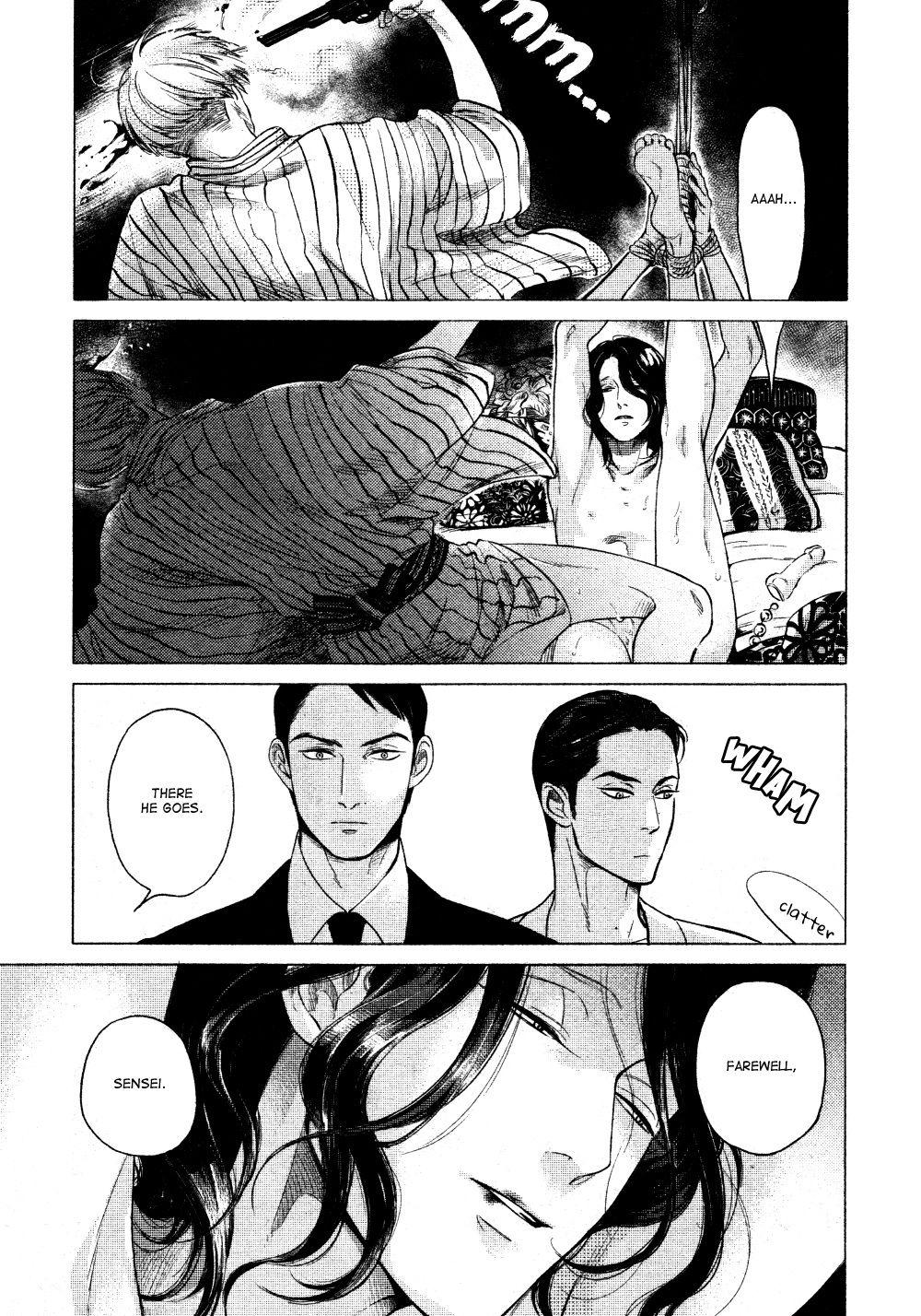 Jealousy Scarlet Beriko Ch 1 Page 19 Mangago Webtoon Jealousy Anime