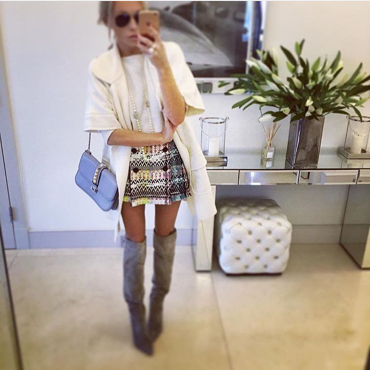 Love this style via amazing @dominica888 ... | The Best Total Street Style Fashion Looks To Inspire You