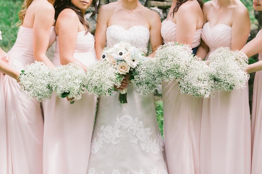 f52bb214e61 Pearl Pink Bridesmaids Dresses Azazie