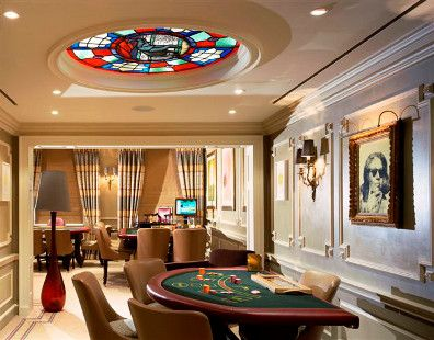 Aspinalls Curzon   #interior #fitout by Cumberland Group   #casino #bespoke #joinery
