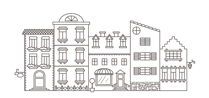 How To Create A Coloring Book Style Illustration In Adobe Illustrator
