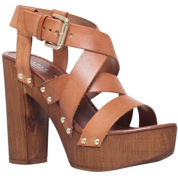 ebe1cc0e1f9 Carvela Kookie Block Heeled Sandals