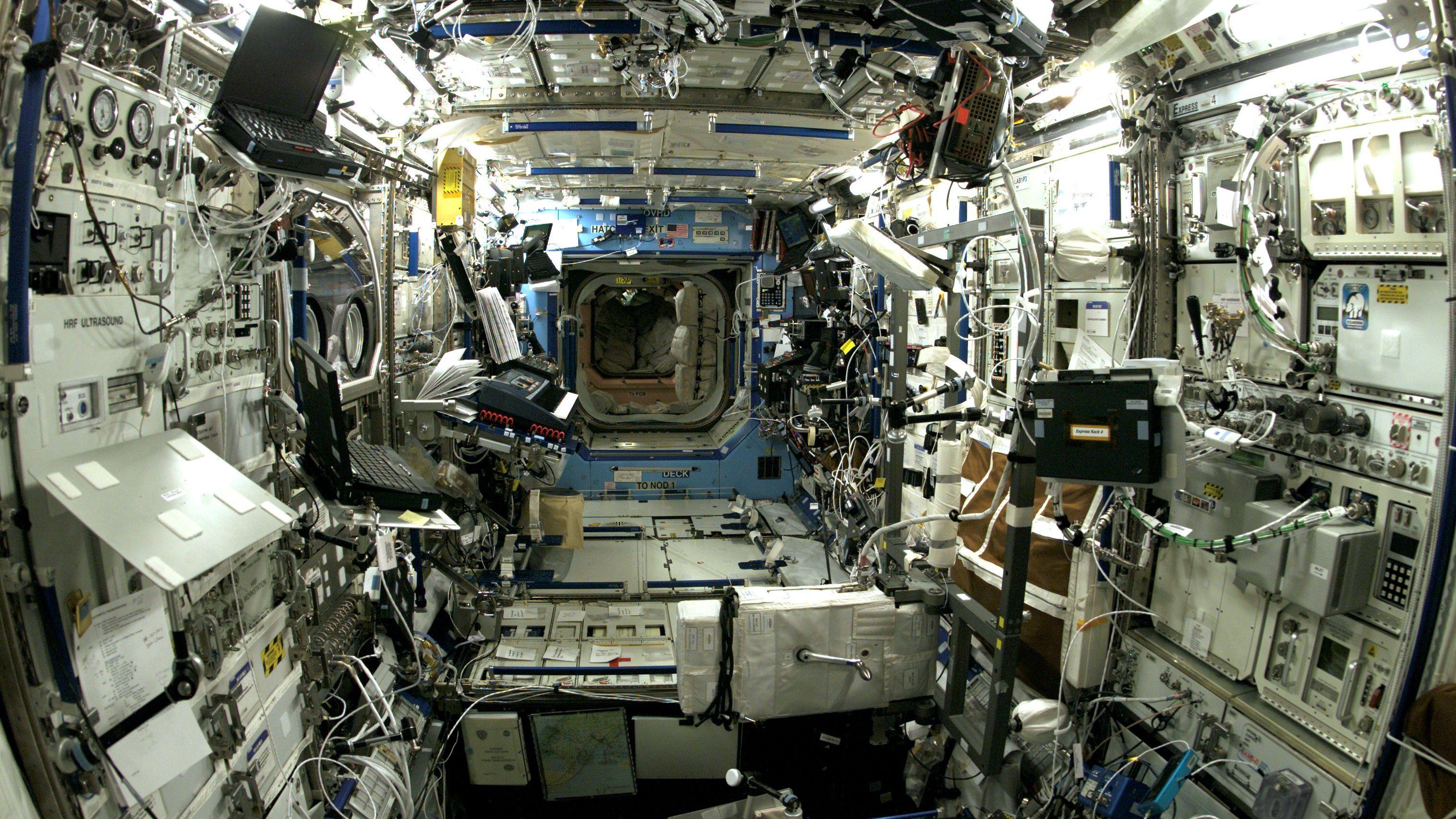space shuttle interior design - photo #1