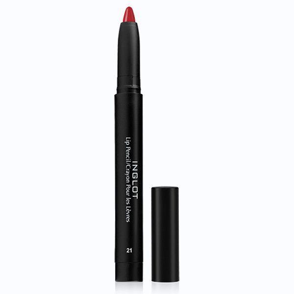 Inglot AMC Lip Pencil Matte with Sharpener