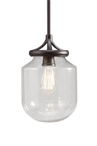 Patriot lighting 7 97 olde bronze judd 1 light pendant 69 99