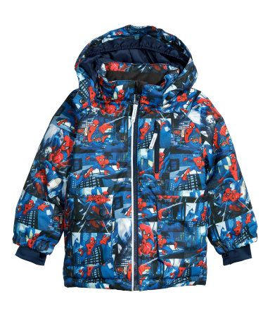1dc8aedea7ea Spiderman Winter Coat