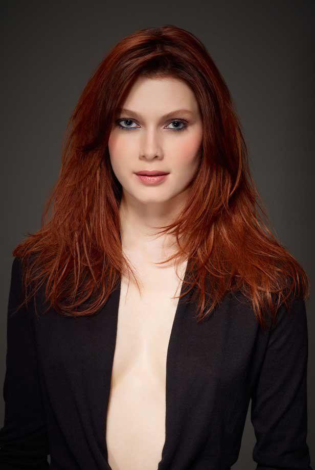 Coloration quel roux pour mes cheveux ? Marie Claire
