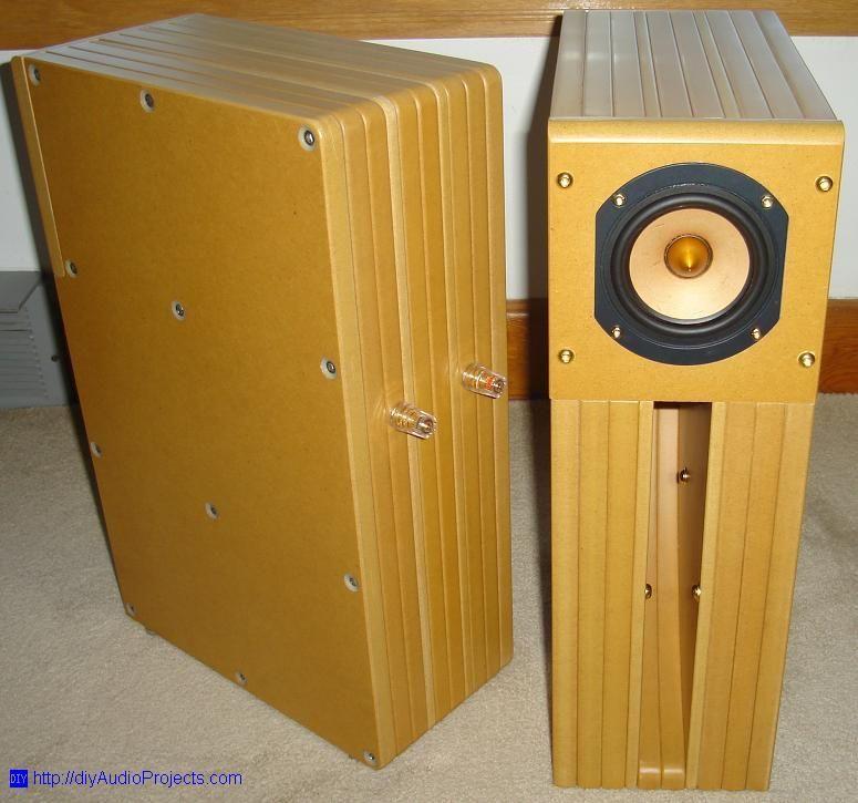 Tang Band D41 DIY Horn Loudspeaker Kit Audio Speaker