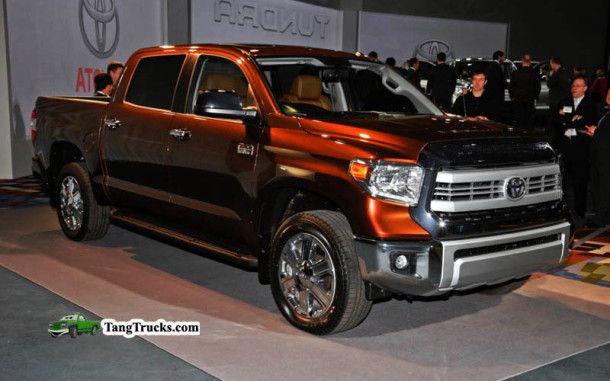 2016 Toyota Tundra Diesel >> 2016 Toyota Tundra Diesel Review Suv Trucks 2015 2016