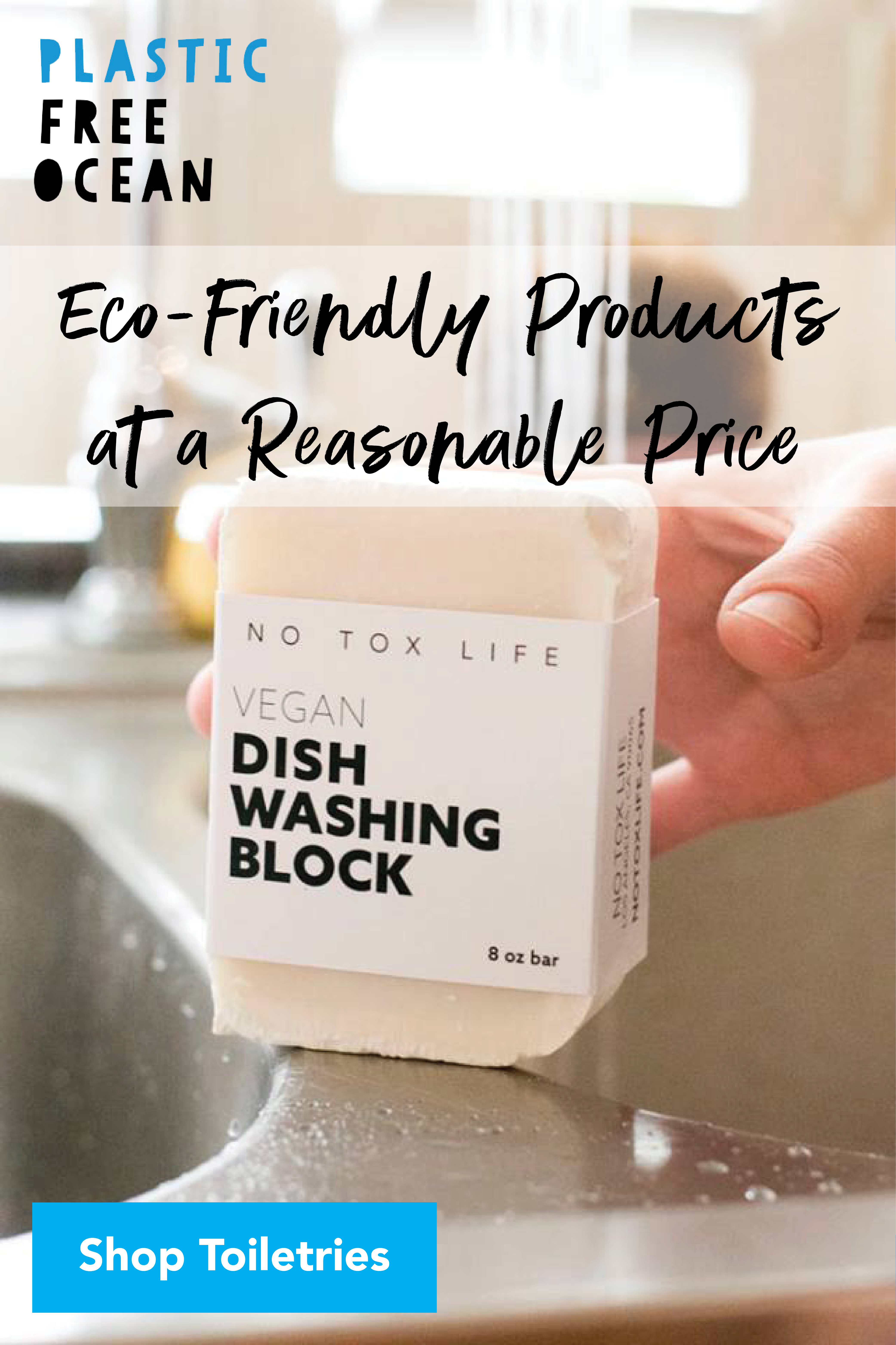 Zero Waste Dish Washing Block In 2020 Palm Oil Free Products