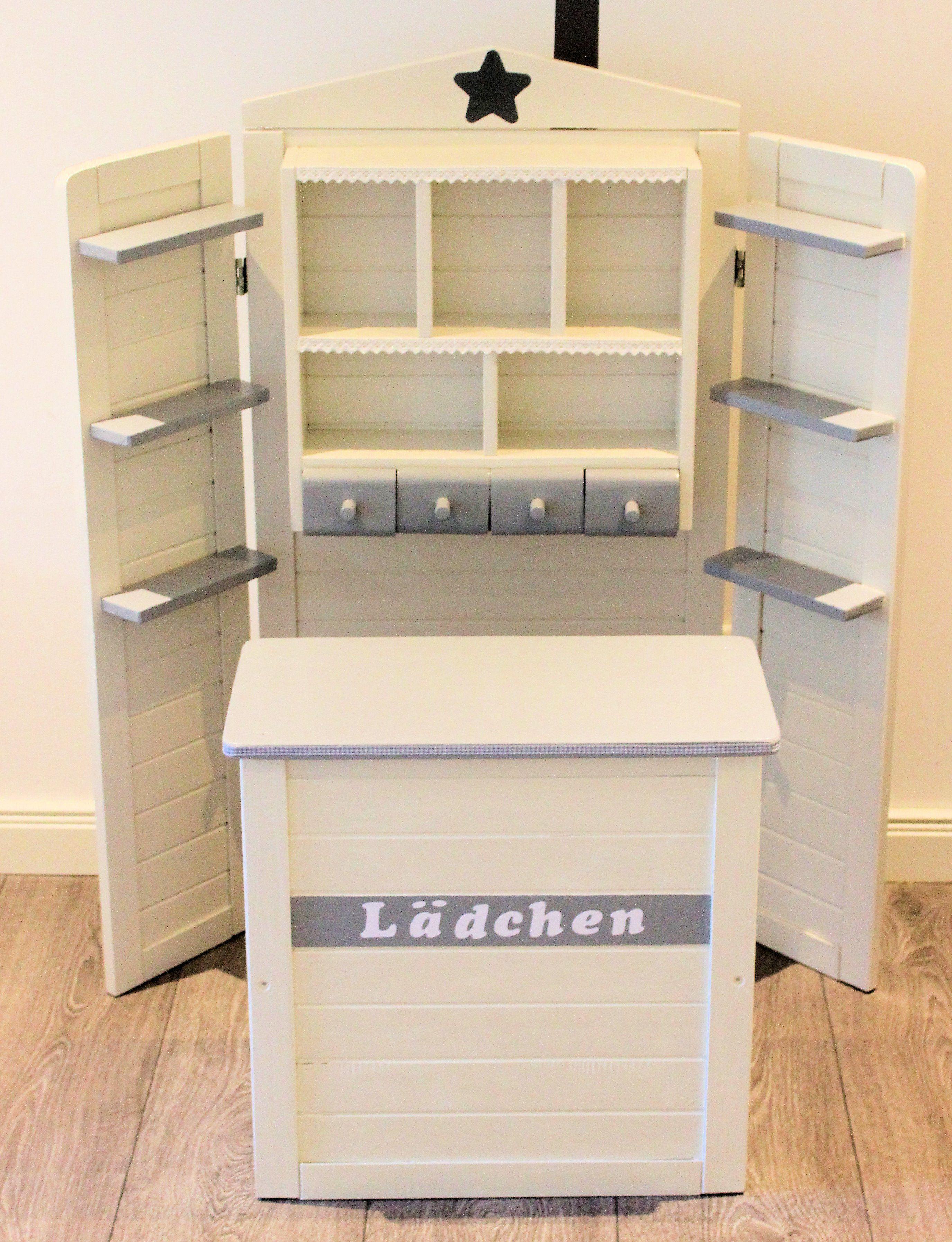 kaufladen weiß grau | domis pusteblume | pinterest | kids and