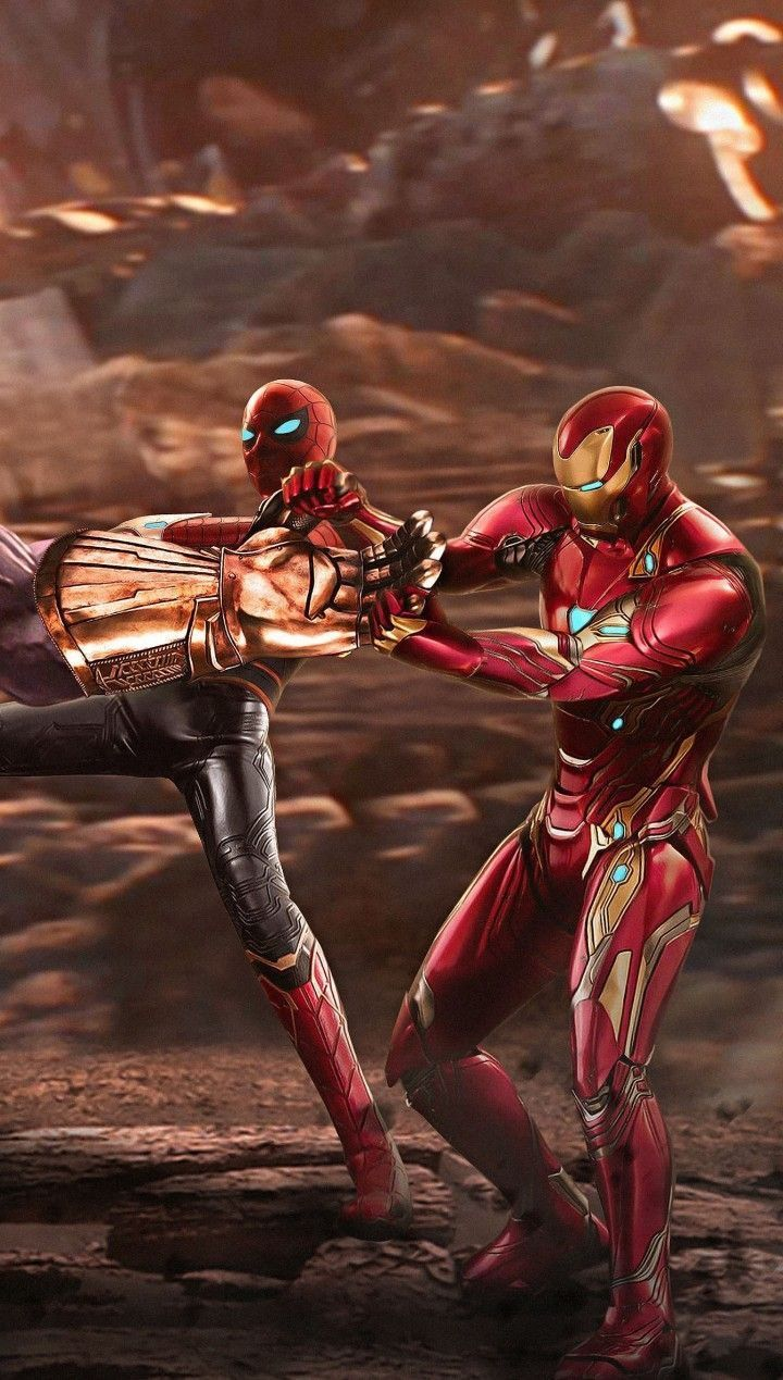 The 15 Most Powerful Characters In The Marvel Universe Iron Man Avengers Marvel Cinematic Iron Man Spiderman