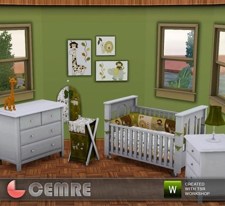 cemre's Lindsey Nursery Collection Nursery, Nursery set