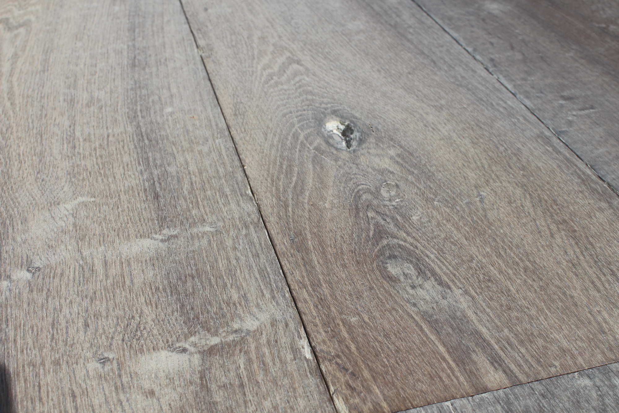 Floor French Oak Planks Grey The Other House