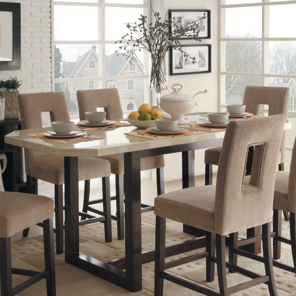 Reiss Counter Height Dining Table By Homelegance. I Love This Dinning Set!