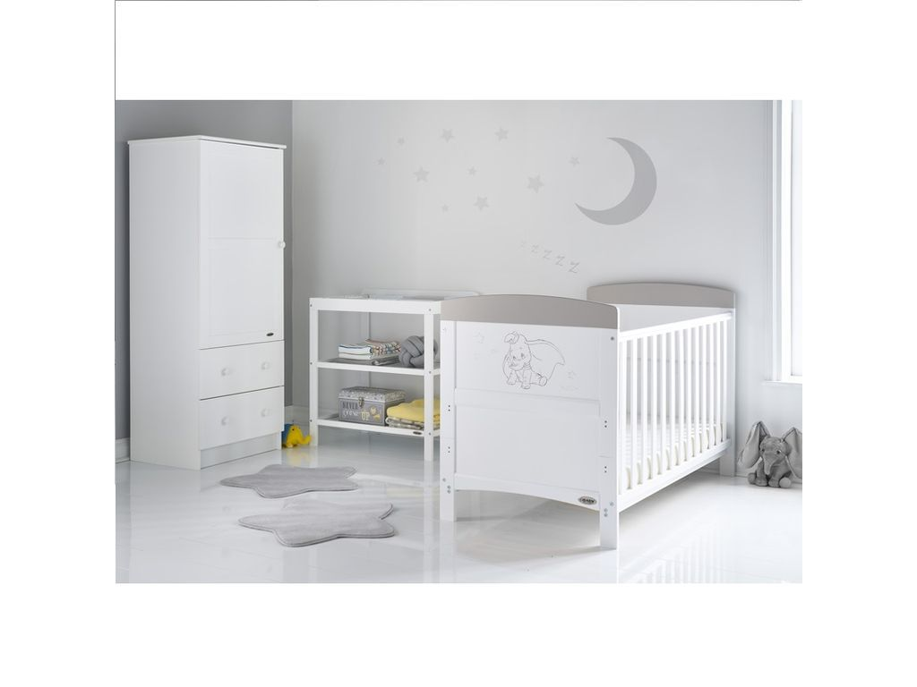 Obaby Disney Dumbo 4 Piece Room Set Don T Just Fly Nursery Furniture Sets Room Set Room