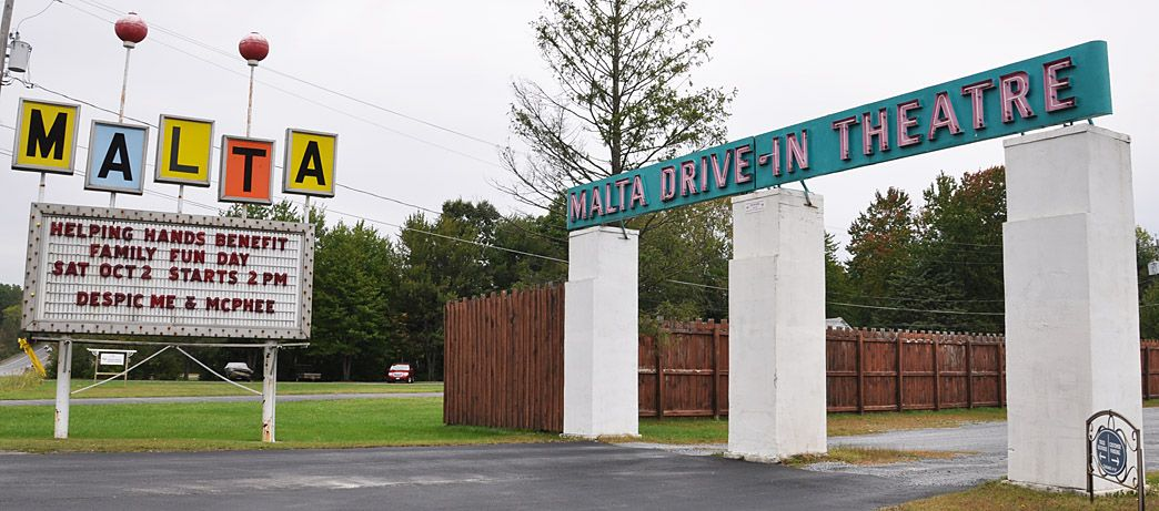 Malta Drive In New York Travel Drive In Theater Places To Travel