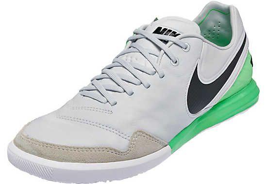 best sneakers bc9ad 690c4 Nike TiempoX Proximo IC – Pure Platinum/Black | Botines De Fútbol ...