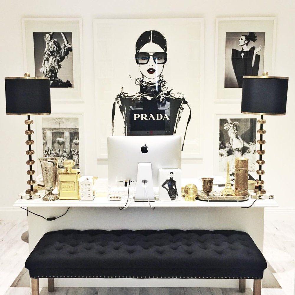 Entrepreneuress 101: designing the perfect home office   Desks ...