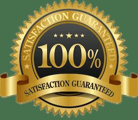 100 Money Back Guarantee Logo 100 Guarantee Seal 1 Min 2 In 2020 Garage Door Repair Door Repair Garage Doors