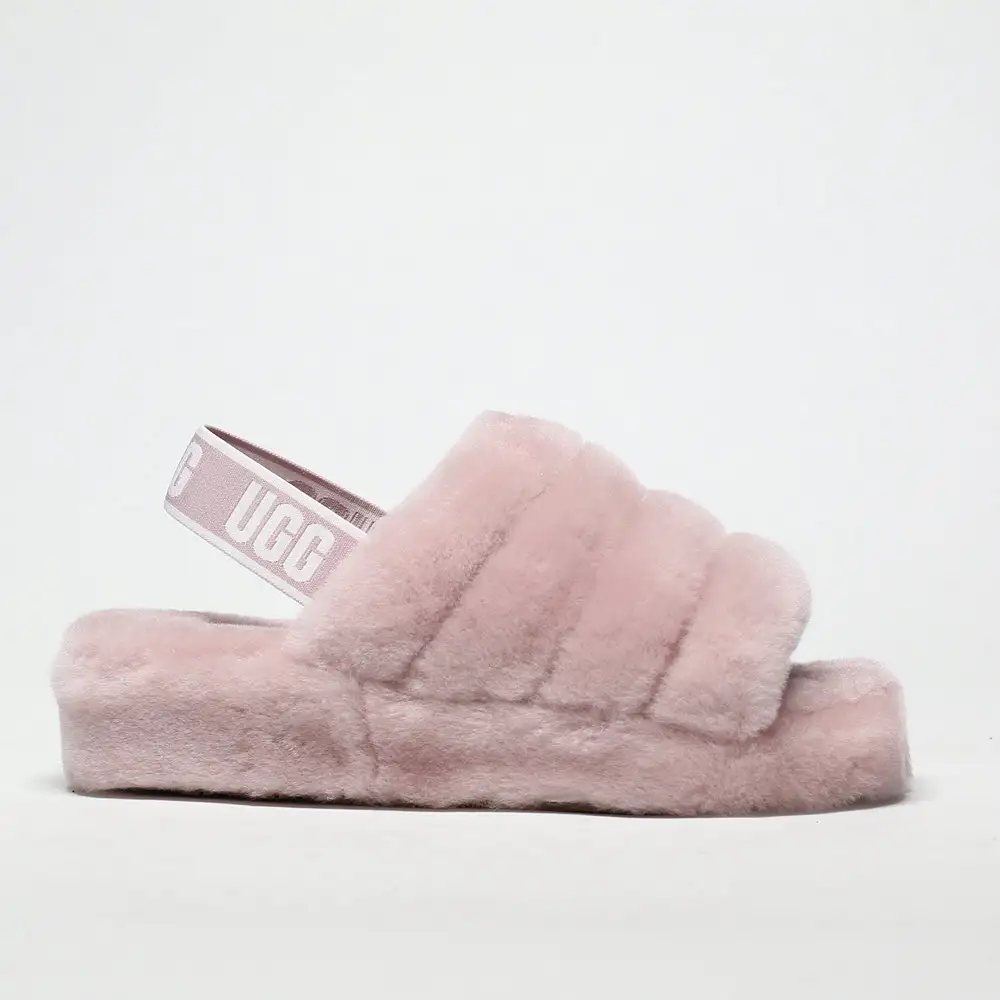 uggs slippers pink