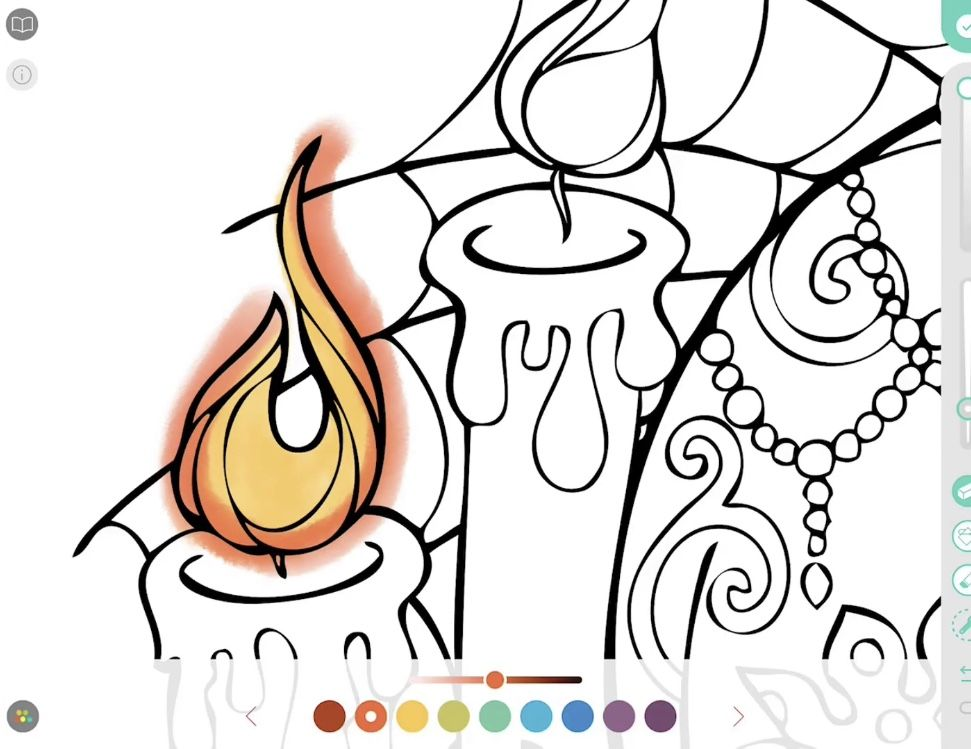 Learn To Blend And Make Your Own Colors With The New Pastel Brush In The Pigment App Have You Tried The Pigme Coloring Apps Coloring Tutorial Pigment Coloring
