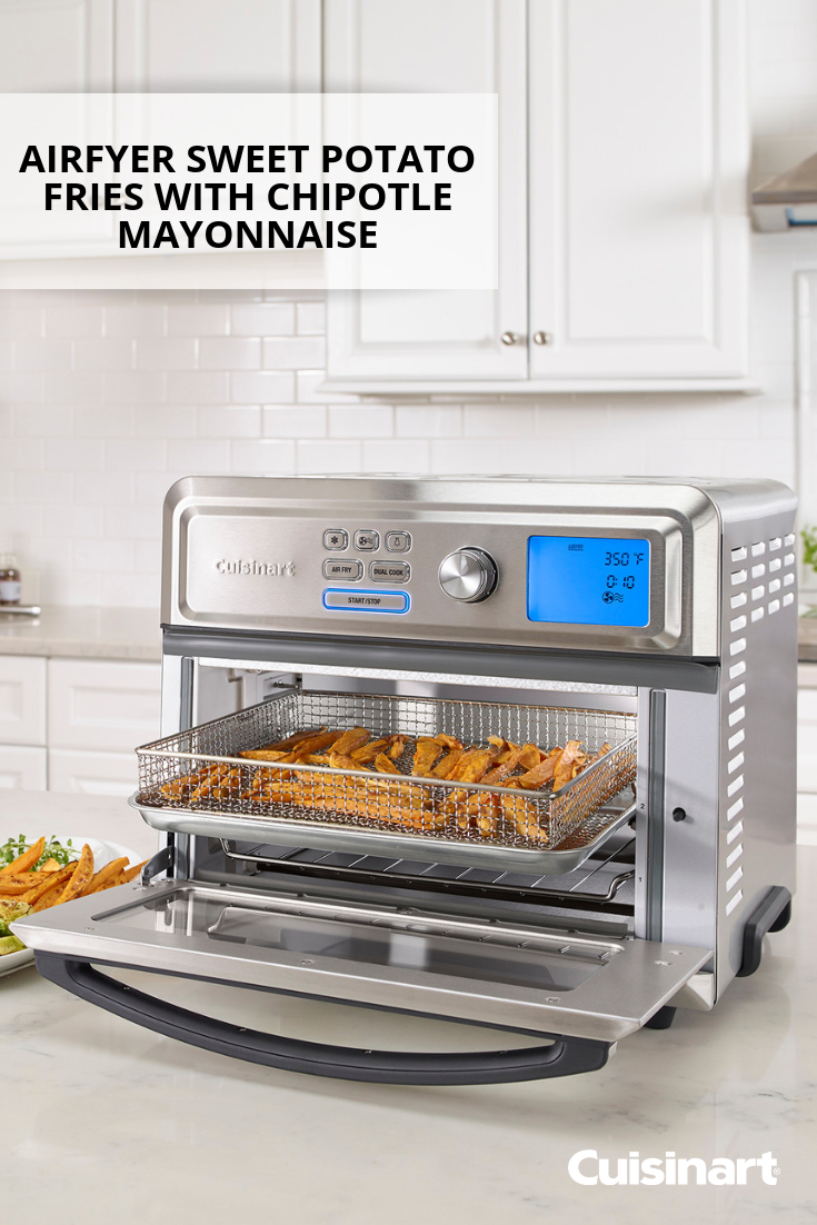 Digital Airfryer Toaster Oven With Images Sweet Potato Fries Air Fryer Sweet Potato Fries