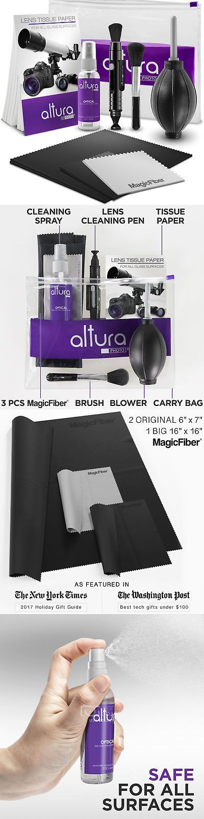 Altura Photo Professional Camera Lens Cleaning Kit For Canon