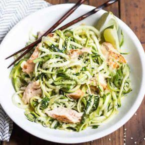 pate cookeo saumon courgettes, une délicieuse recette, facile et rapide pour vo... -