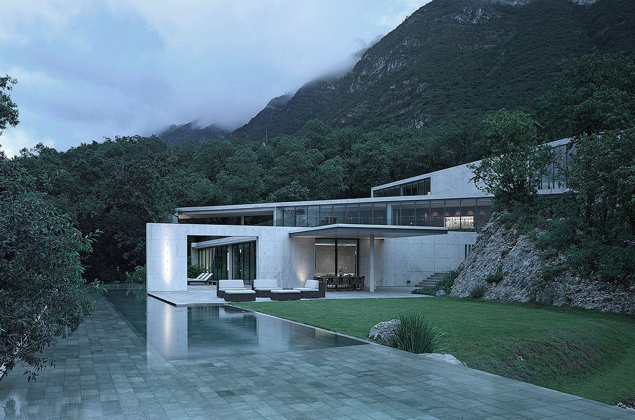 House In Monterrey By Tadao Ando 5 ← Back To Article / Find More Inspire To  Create: Architecture, Interior, Art And Design Ideas