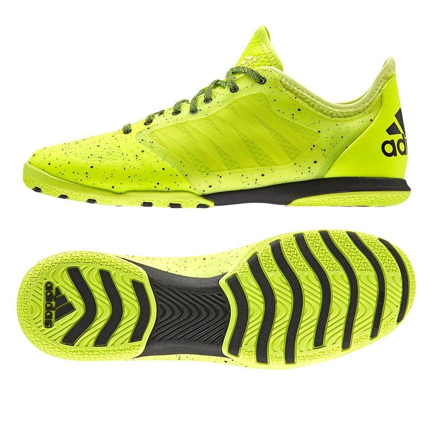 38e133d28 Dominate with Speed and Agility in the Adidas X 15.1 indoor soccer shoes.  Order your