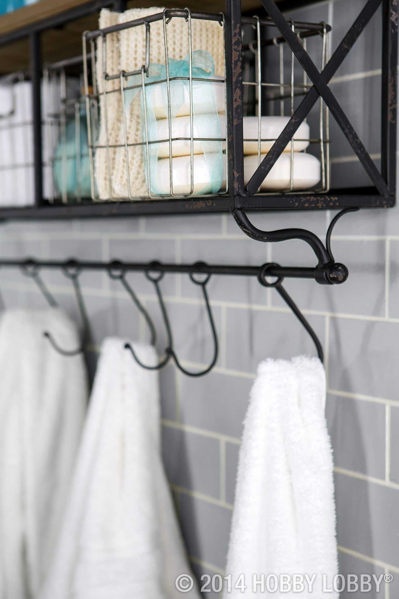 Keep the bathroom crisp clean and clutter free with a for How often to clean bathroom