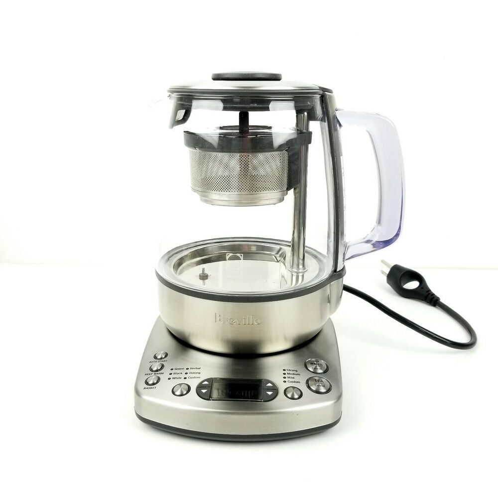 Breville One Touch The Tea Maker Electric Kettle Model Btm800xl