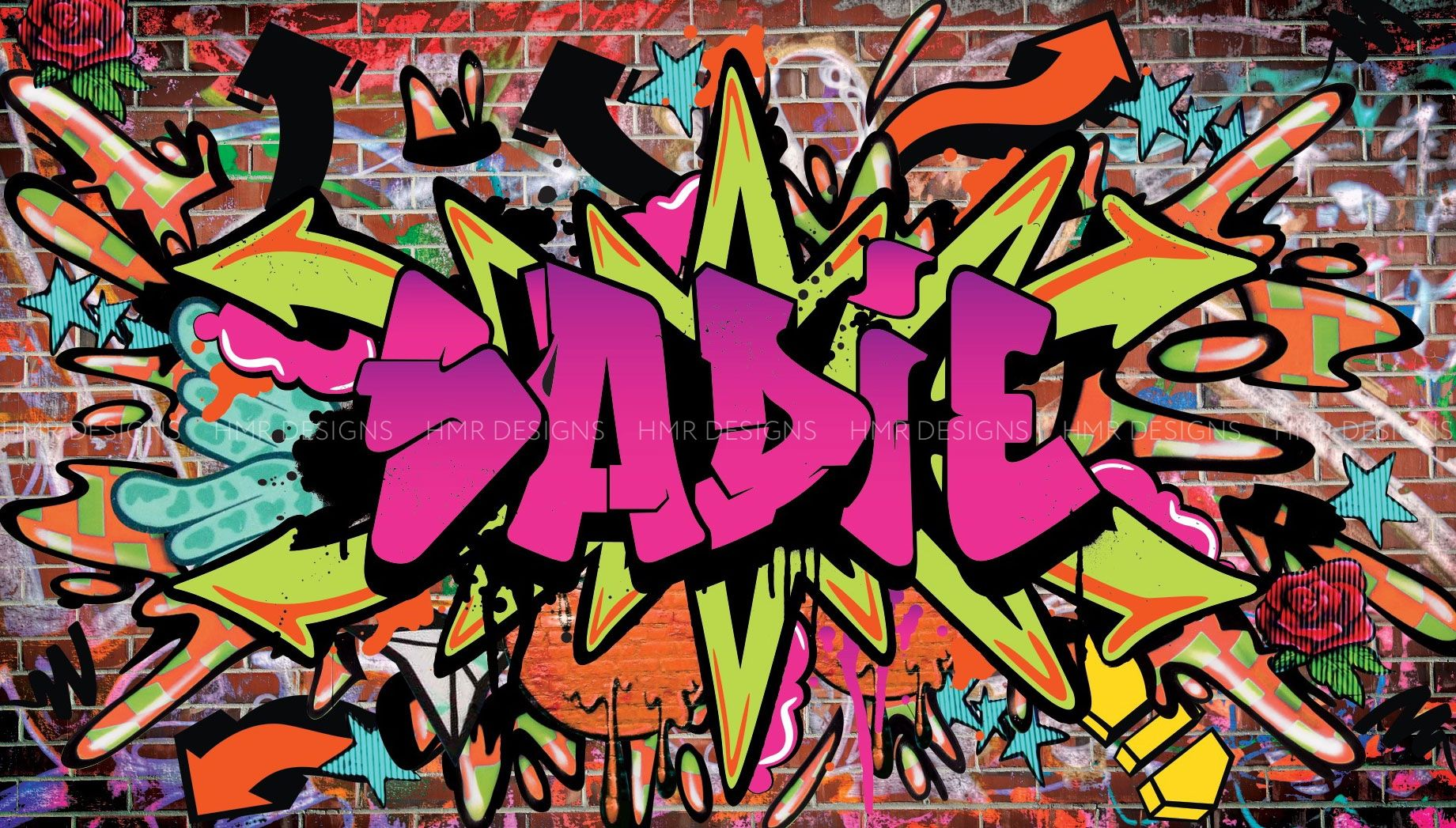 Graffiti Graphics | www.topsimages.com