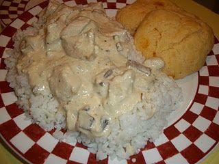 Crock Pot Chicken pantry meal