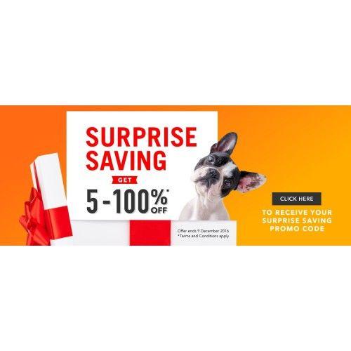 Bargain 5 100 Off Surprise Saving Petpost Saving The 100 New Zealand