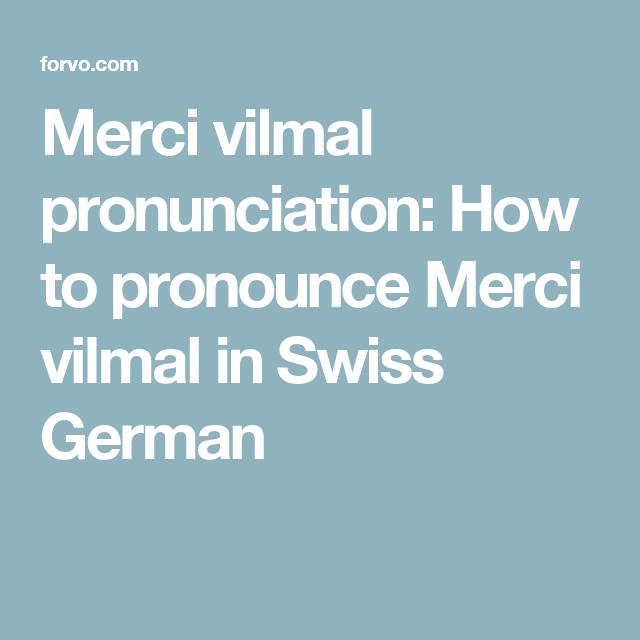 audio pronunciation