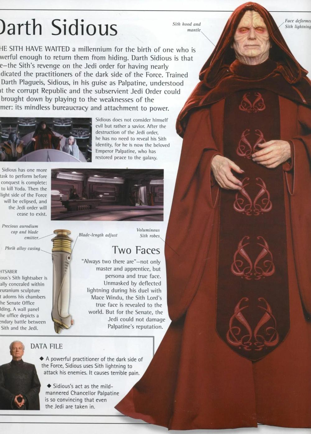 Star Wars Revenge Of The Sith The Visual Dictionary En 2020 Diseno De Personajes Disenos De Unas Personajes