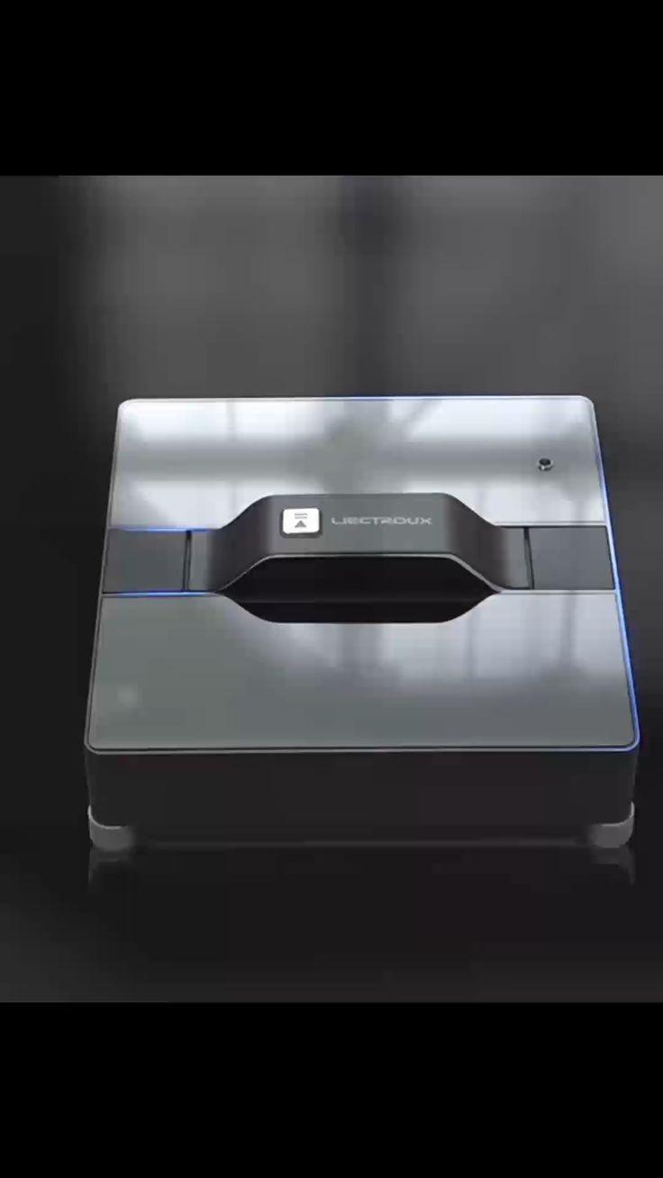 Laser Sensor Window Vacuum Home Floor Wall Cleaning Robot
