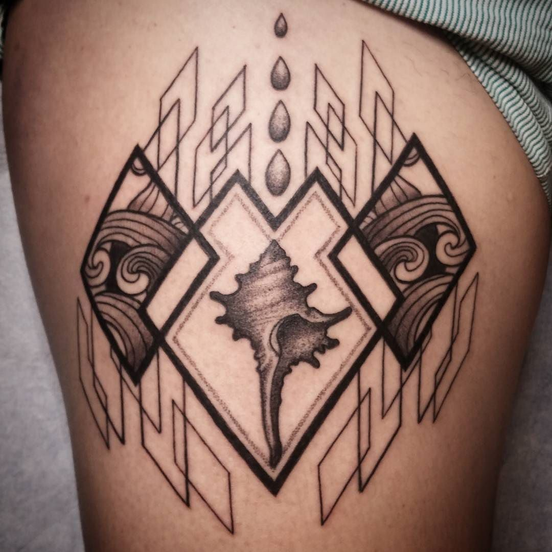 Fun sunday tattoo blackworktattoo blackworksubmission